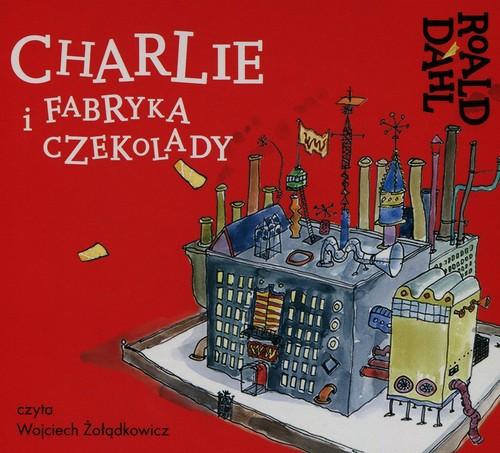 AUDIOBOOK Charlie i fabryka czekolady