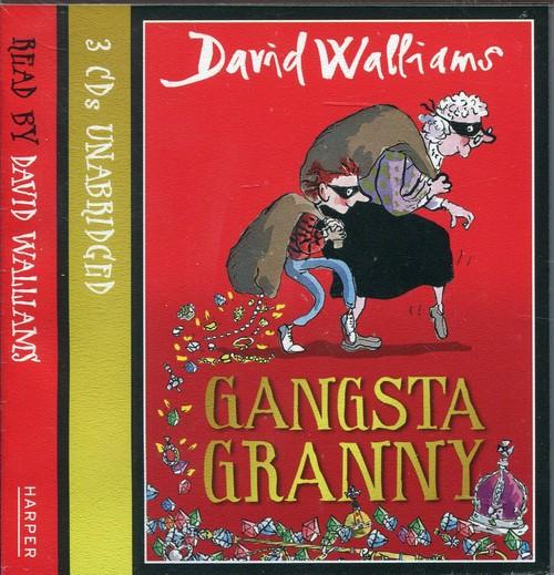AUDIOBOOK Gangsta Granny