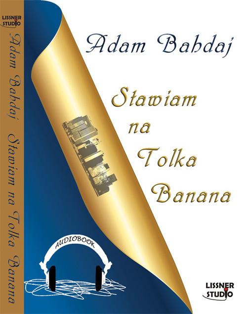 Stawiam na Tolka Banana - audiobook (CD MP3)