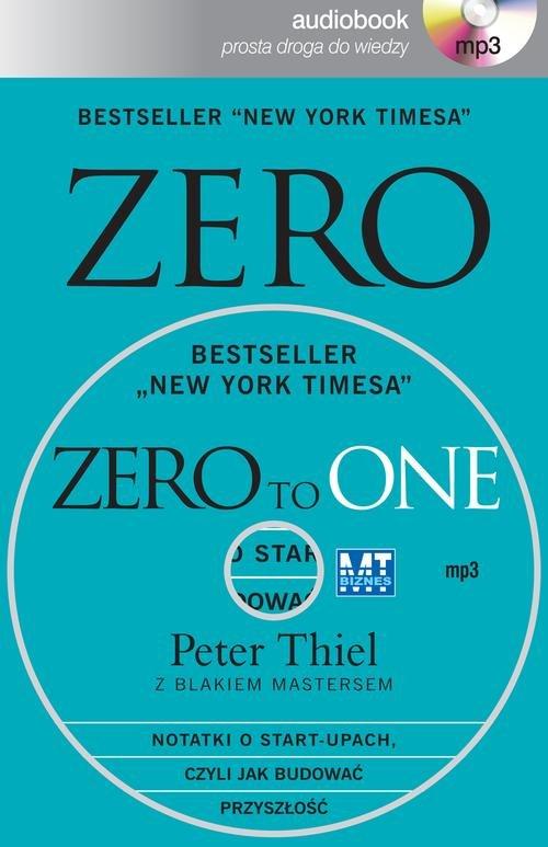 AUDIOBOOK Zero to one