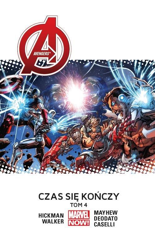 Avengers Tom 4 Czas się kończy