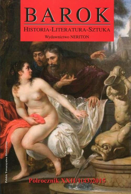 Barok Historia - Literatura - Sztuka nr 43 2015