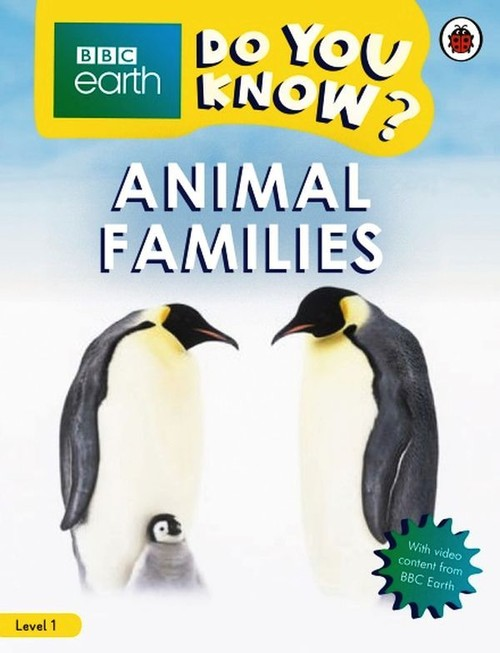 BBC Earth Do You Know? Animal Families