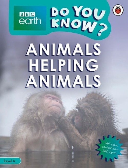 BBC Earth Do You Know? Animals Helping Animals