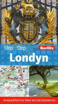 Berlitz Londyn Przewodnik Step by Step