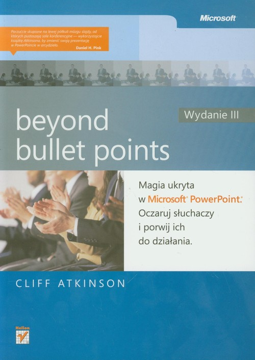 Beyond Bullet Points Magia ukryta w Microsoft PowerPoint