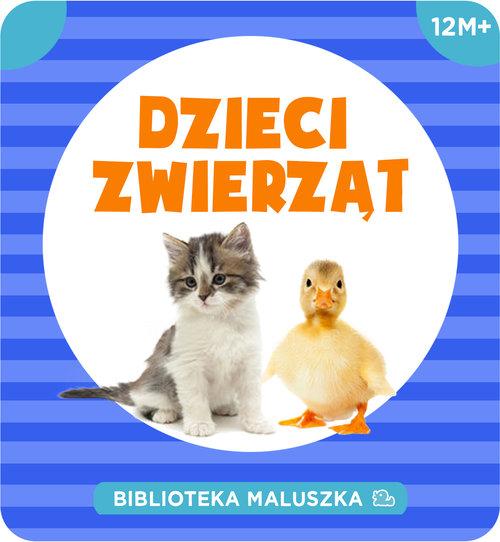Biblioteka maluszka Dzieci zwierząt