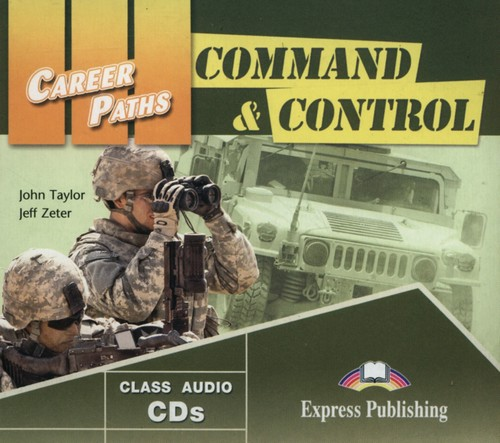 Career Paths Command & Control CD