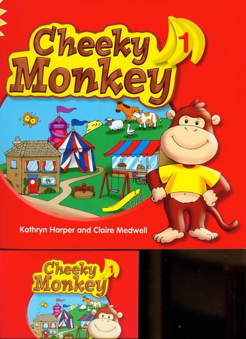 Język angielski. Cheeky Monkey 1. Student's Book. Sześciolatki. Podręcznik - edukacja przedszkolna