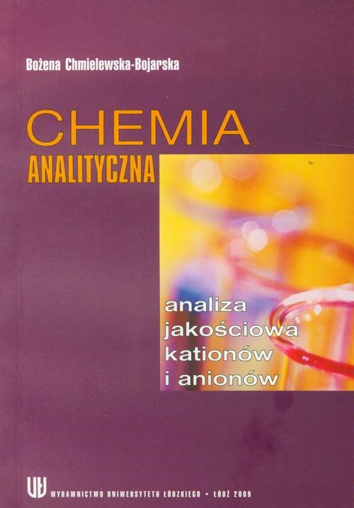 Chemia analityczna
