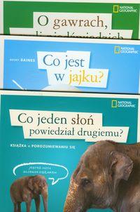 Co jest w jajku? / Co jeden słoń powiedział drugiemu? / O gawrach, czyli niedźwiedźich łóżkach