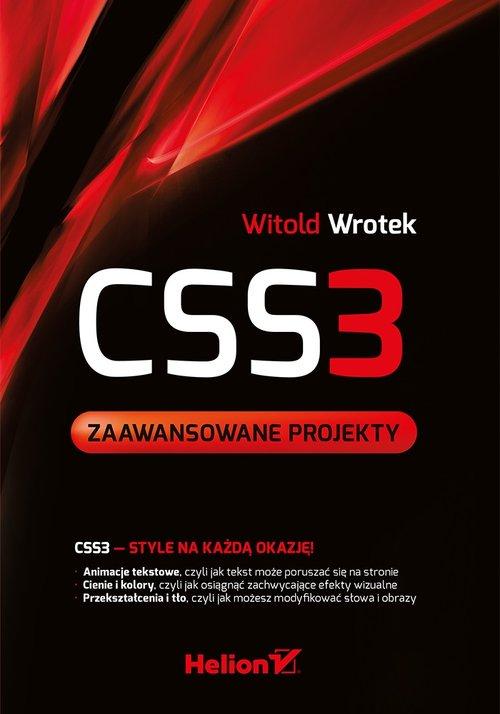 CSS3 Zaawansowane projekty