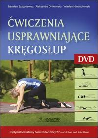 Ćwiczenia usprawniające kręgosłup. Płyta DVD