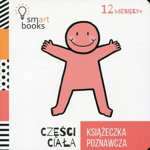 Książeczka poznawcza. Części ciała (12 m+)