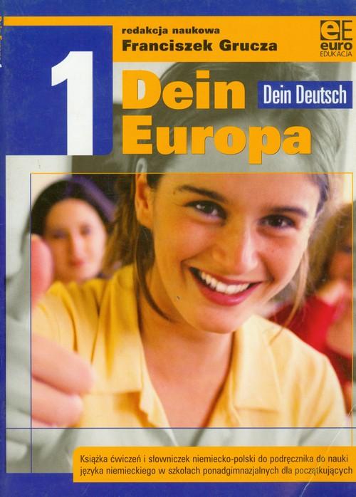 Dein Europa 1 Książka ćwiczeń