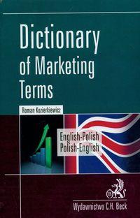 Dictionary of marketing terms angielsko-polski polsko-angielski