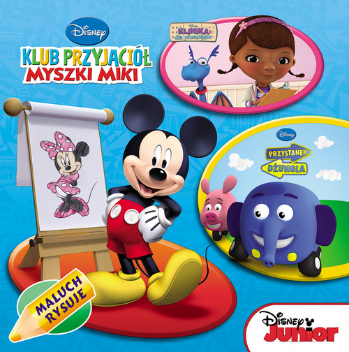 Disney Junior Maluch rysuje