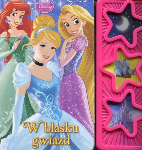 Disney Księżniczka W blasku gwiazd dźwiękowa