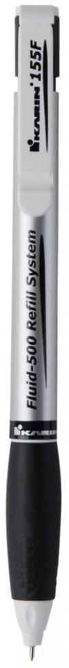 Długopis 155F czarny. Display x 15 sztuk