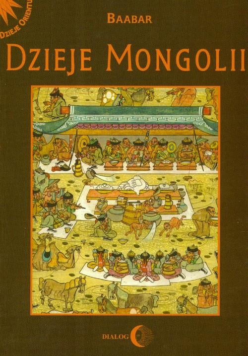 Dzieje Mongolii