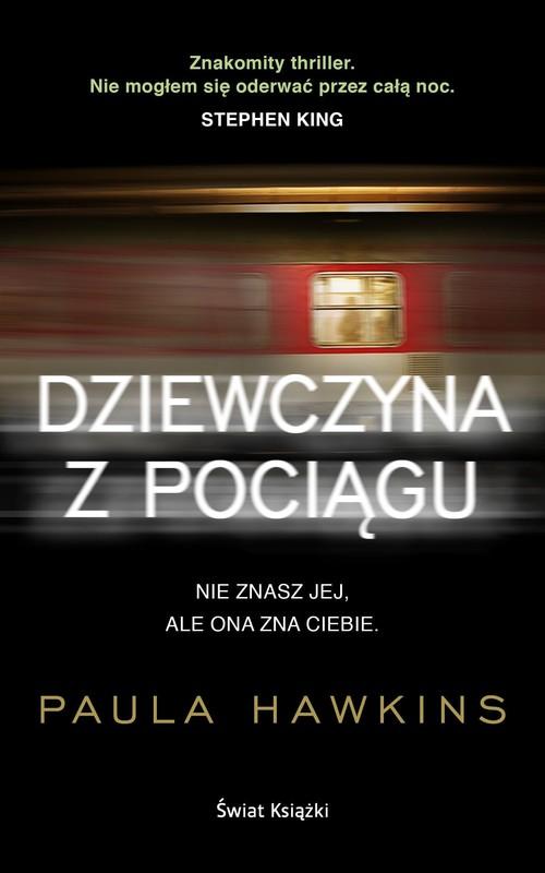 Dziewczyna z pociągu - Hawkins Paula