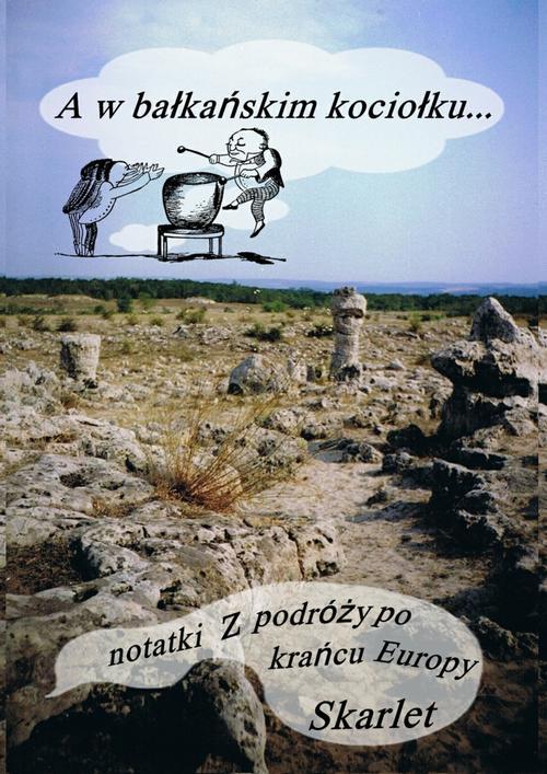 EBOOK A w bałkańskim kociołku - Skarlet