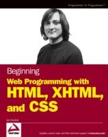 EBOOK Beginning Web Programming with HTML, XHTML, and CSS