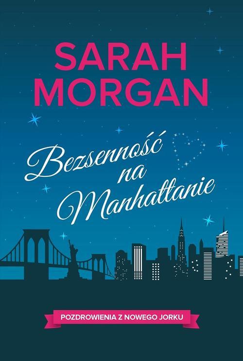EBOOK Bezsenność na Manhattanie - Sarah Morgan