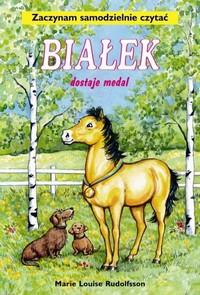 EBOOK Białek dostaje medal