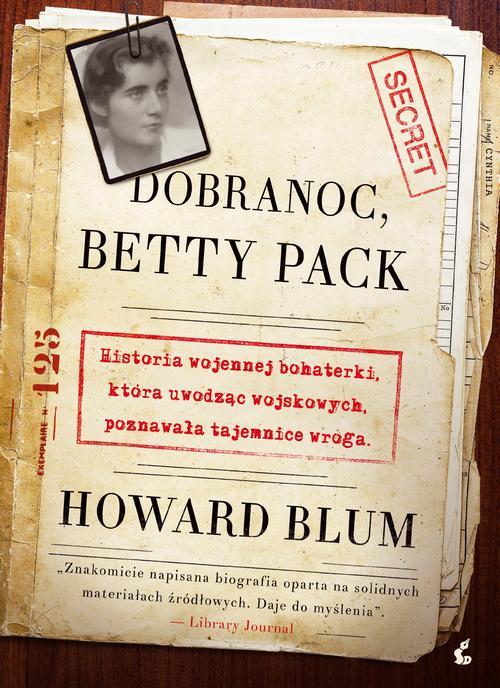EBOOK Dobranoc, Betty Pack
