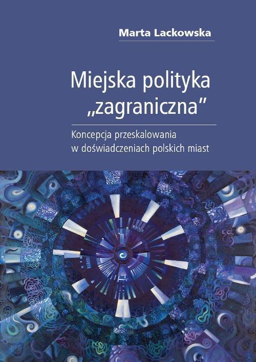 EBOOK Miejska polityka zagraniczna