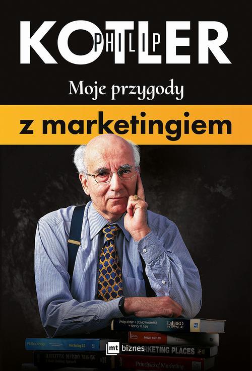 EBOOK Moje przygody z marketingiem
