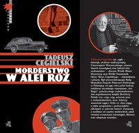 EBOOK Morderstwo w alei Róż - Tadeusz Cegielski