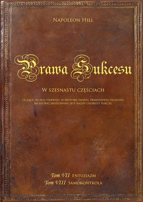 EBOOK Prawa sukcesu. Tom VII i VIII