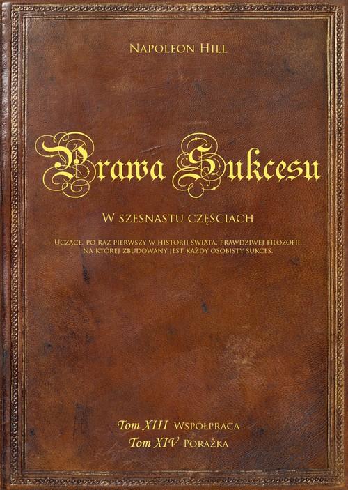 EBOOK Prawa sukcesu. Tom XIII i XIV
