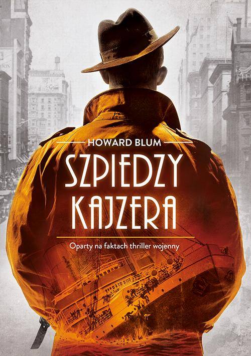 EBOOK SZPIEDZY KAJZERA - Howard Blum