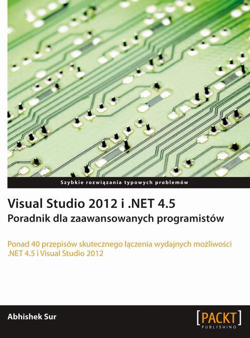 EBOOK Visual Studio 2012 i .NET 4.5.