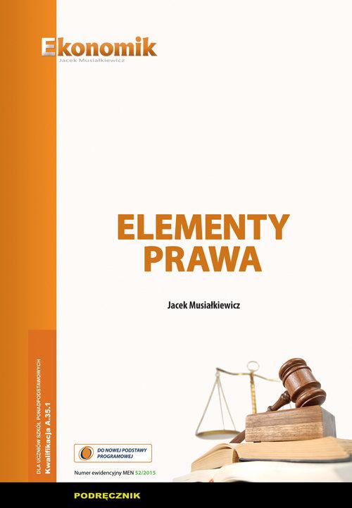 Elementy prawa Podręcznik