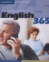 English 365 Student's book 1