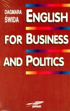 ENGLISH FOR BUSINESS AND POLITICS BR (KSIĄŻKA)