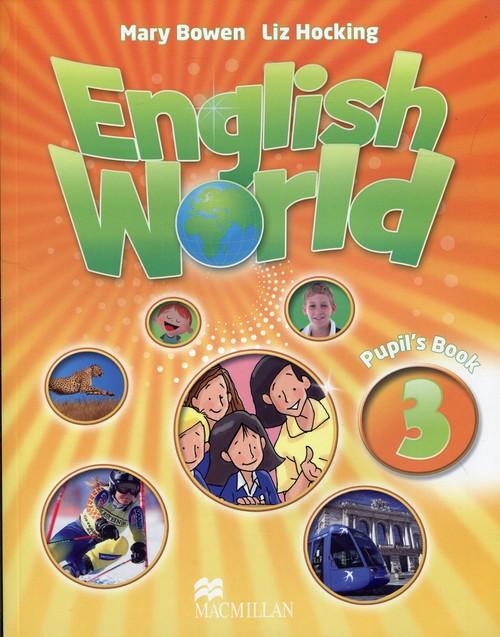 Język angielski. English World 3. Klasa 1-3. Podręcznik - szkoła podstawowa