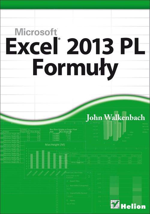 Excel 2013 PL Formuły