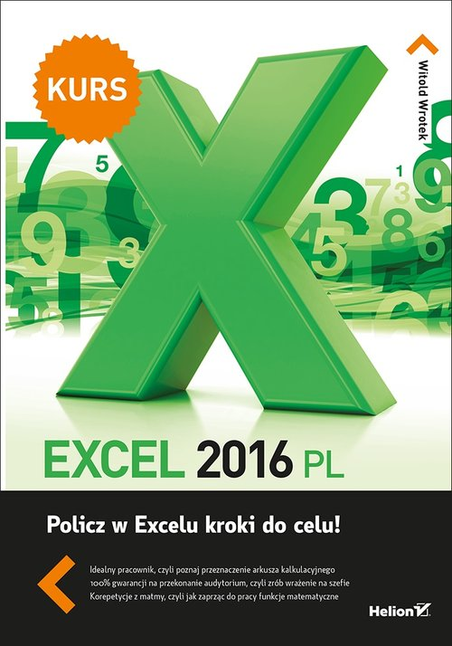 Excel 2016 PL. Kurs