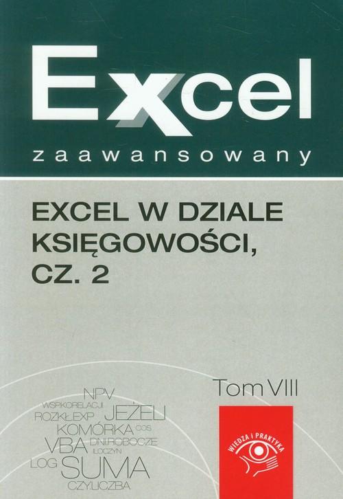 Excel zaawansowany Excel w dziale księgowości część 2