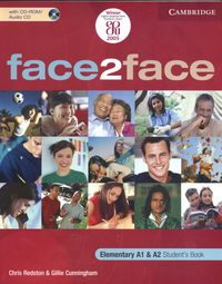 Face2face elementary A1 & A2 Students book