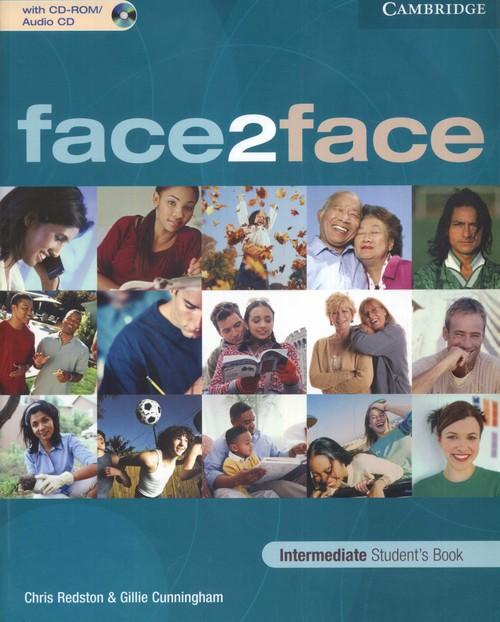 Face2face intermediate students book