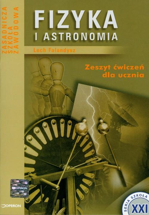 Fizyka i astronomia zeszyt ćwiczeń