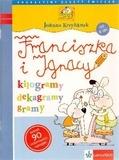 Franciszka i Ignacy. Kilogramy, dekagramy, gramy.