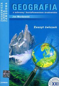 Geografia z ochroną i kształtowaniem środowiska zeszyt ćwiczeń