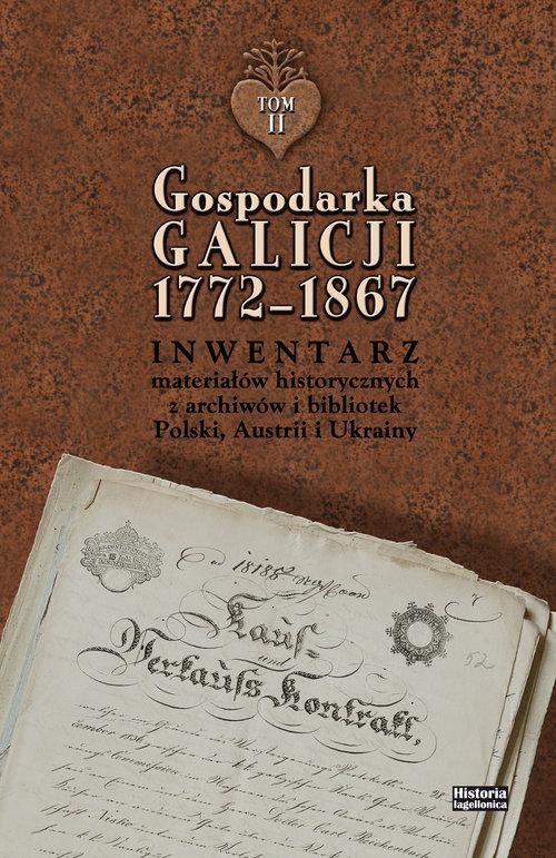 Gospodarka Galicji 1772-1867